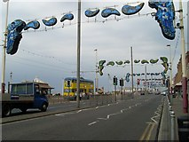 SD3036 : The Promenade, Blackpool by Stephen Sweeney