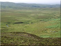 NR3268 : Struthan na Criche by Patrick Mackie
