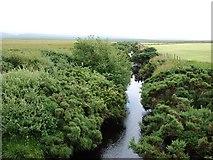 NR3055 : Duich River by Patrick Mackie