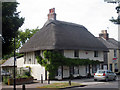 TR2457 : The Old Ship, High Street, Wingham, Kent by Oast House Archive