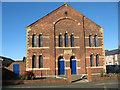 NZ3265 : Baptist Chapel in Jarrow by Vin Mullen