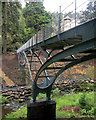 NU0702 : Under the Iron Bridge, Cragside by Andy F
