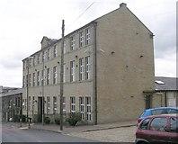 SE0824 : Moorfield Mills - Moorfield Street by Betty Longbottom