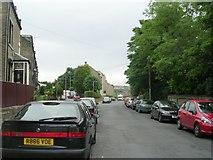 SE0824 : Clover Hill Road - Free School Lane by Betty Longbottom