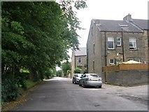 SE0824 : Rufford Road - Free School Lane by Betty Longbottom