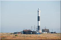 TR0916 : Dungeness New Lighthouse by RRRR NNNN