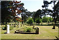 TG2008 : Earlham Cemetery by N Chadwick