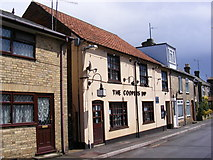 TM3863 : The Coopers Dip Public House by Adrian Cable