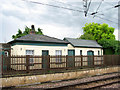 TF6111 : Watlington Station - former toilets by Evelyn Simak