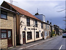 TM3863 : The Coopers Dip Public House & Albion Street by Adrian Cable