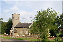 TG1807 : St Andrew's Church, Colney (2) by N Chadwick