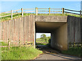 SD9652 : Skipton bypass crossing Culvert Lane by Stephen Craven