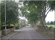SE1527 : Worthing Head Road - Balme Lane by Betty Longbottom