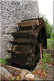 S4943 : Mullins Mill, Kells, Waterwheel by Mike Searle