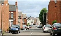 J3272 : Meadowbank Street, Belfast by Albert Bridge