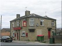 SE1527 : Wyke Rose - Huddersfield Road by Betty Longbottom