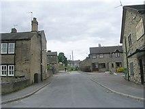 SE1527 : Main Street - Huddersfield Road by Betty Longbottom