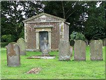 TM1994 : The Harvey Mausoleum by Evelyn Simak