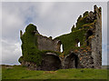 V4479 : Castles of Munster: Ballycarbery, Kerry (1) by Mike Searle