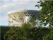 SJ7971 : Jodrell Bank Radio Telescope by Paul Kennington