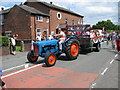 SJ8169 : Lower Withington Rose Day procession by Paul Kennington