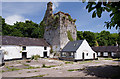R6607 : Castles of Munster: Wallstown, Cork by Mike Searle