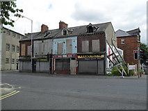 J3574 : Dereliction, Rossmore Terrace, Newtownards Road by Dean Molyneaux