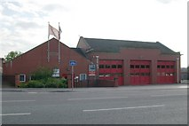 SD6311 : Horwich fire station by Kevin Hale
