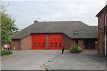SD6922 : Darwen fire station by Kevin Hale