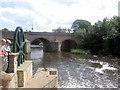 SE4048 : River Wharfe by John Firth