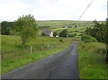 H5583 : Fallagh Road by Kenneth  Allen