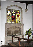 TM0890 : St Martin's Church - the Easter Sepulchre by Evelyn Simak