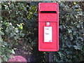 TM3671 : The Green Postbox by Adrian Cable