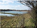 SP9314 : Warden's Bank and the Northern Lake at College Lake by Chris Reynolds