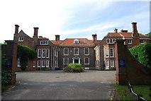 TG1908 : Earlham Hall, Earlham Park by N Chadwick