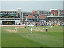 SJ8195 : Old Trafford 3rd Test - 8 June 2007 by Richard Hoare