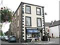 NY7708 : Halls newsagent, Market Street, Kirkby Stephen by Stephen Craven
