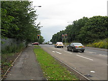 SO9999 : Bloxwich Lane - Churchill Road Traffic Lights by Peter Whatley