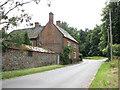 TM0287 : Home Farm, Quidenham by Evelyn Simak