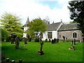 SO5113 : St. Peter's church, Dixton by Jonathan Billinger