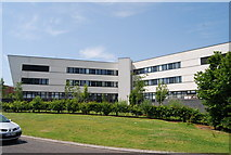 TG1807 : The Edith Cavell Building, Norfolk & Norwich University Hospital by N Chadwick