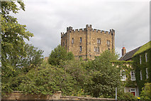 NZ2742 : Durham Castle from Palace Green by John Firth