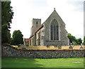 TM0389 : All Saints Church by Evelyn Simak