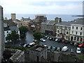 SC2667 : Castletown square by Richard Hoare
