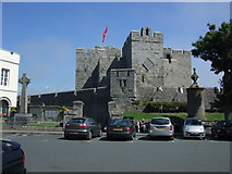 SC2667 : Castle Rushen by Richard Hoare