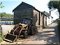 SS7701 : Brown's farm, Coleford by T F