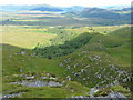 NM6665 : View from Cruach Bhreac by Richard Laybourne