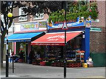 TQ3283 : Murray Grove, Hoxton by Stephen McKay