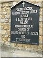 TL0549 : Polski Kościół Najświętszego Serca Jezusa i Św Katberta, Bedford by Rich Tea