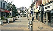 J2664 : Bow Street, Lisburn (1983) by Albert Bridge